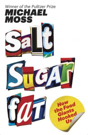 Book review salt sugar fatty liver